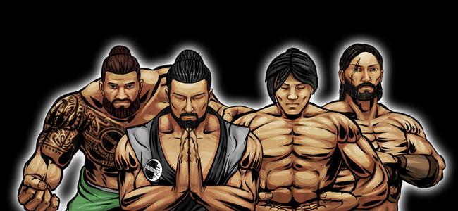 Saviour World Characters