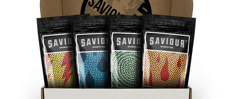 Saviour World Sports Tea