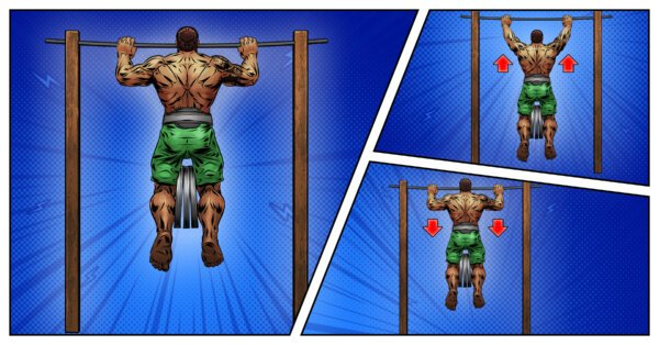 THE WEIGHTED PULL-UP